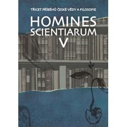 Homines scientiarum V - Třicet příběhů české vědy a filosofie + DVD