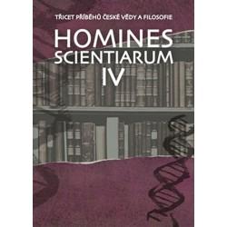 Homines scientiarum IV - Třicet příběhů české vědy a filosofie + DVD