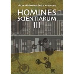 Homines scientiarum III - Třicet příběhů české vědy a filosofie + DVD