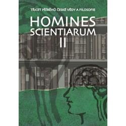 Homines scientiarum II - Třicet příběhů české vědy a filosofie + DVD