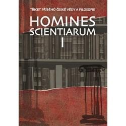 Homines scientiarum I - Třicet příběhů české vědy a filosofie + DVD