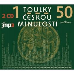 Toulky českou minulostí 1-50 - 2 CDmp3