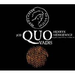 Quo vadis - 3 CD