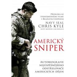 Americký sniper - brož.