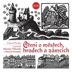 Čtení o městech, hradech a zámcích - 2CD