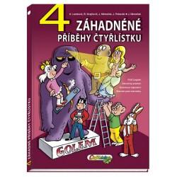 4 záhadné příběhy Čtyřlístku