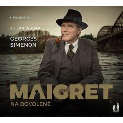 Maigret na dovolené - CDmp3 (Čte Jan Vlasák)