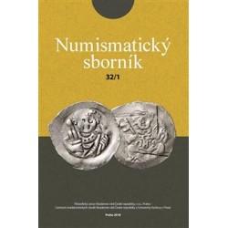 Numismatický sborník 32/1