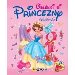 Oblékni si princezny - Sněhurka