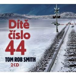 Dítě číslo 44 - 2 CD