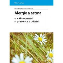 Alergie a astma v těhotenství, prevence v dětství