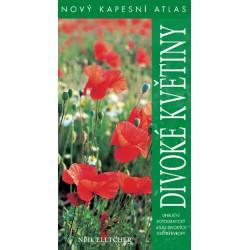 Divoké květiny - Nový kapesní atlas