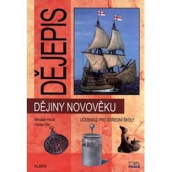 Dějiny novověku pro SŠ - učebnice (nové vydání)