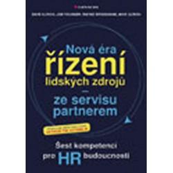 Nová éra řízení lidských zdrojů ze servisu partnerem - Šest kompetencí pro HR budoucnosti
