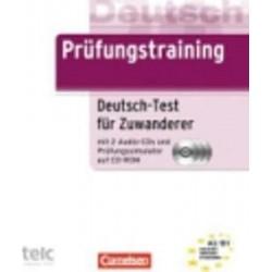 Deutsch Prüfungstraining A2/B1: Deutsch-test Für Zuwanderer mit Audio-cds (2) und Prüfungssimulator