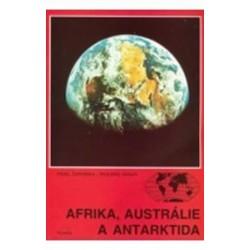 Afrika, Austrálie a Antarktida - zeměpis pro ZŠ