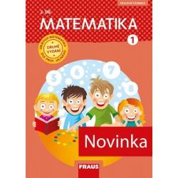 Matematika 1/2 - UČ nová generace