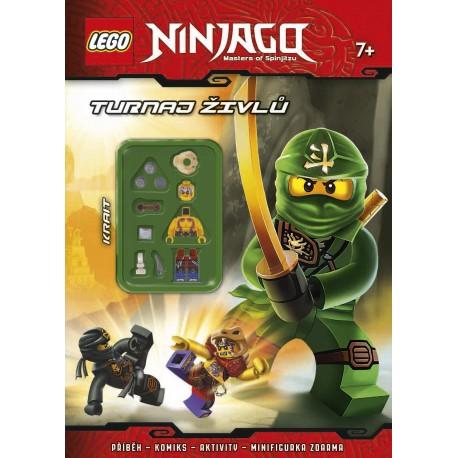 LEGO® NINJAGO Turnaj živlů