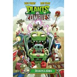 Plants vs. Zombies - Železná jízda