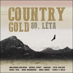 Country Gold 80. léta - 2 CD