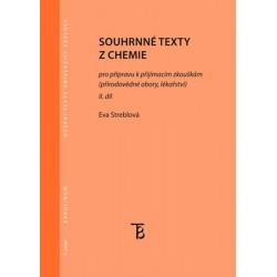 Souhrnné texty z chemie pro přípravu k přijímacím zkouškám II. díl