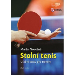 Stolní tenis - Učební texty pro trenéry