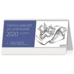 Kalendář stolní 2020 - Daňový kalendář pro podnikatele
