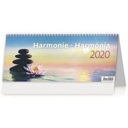Kalendář stolní 2020 - Harmonie
