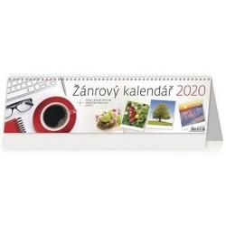 Kalendář stolní 2020 - Žánrový kalendář