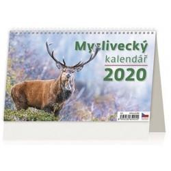 Kalendář stolní 2020 - Myslivecký kalendář