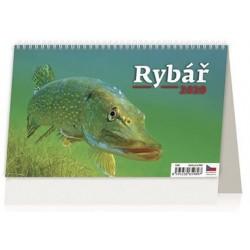 Kalendář stolní 2020 - Rybář