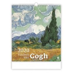 Kalendář nástěnný 2020 - Vincent van Gogh