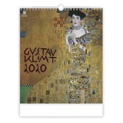 Kalendář nástěnný 2020 - Gustav Klimt