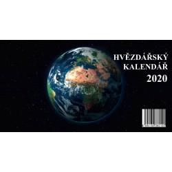 Hvězdářský kalendář na rok 2020