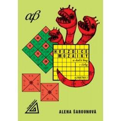 Hvězdice, mozaiky a další hry s čísly, alfabetník 3