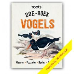Tvořivá knížka o ptácích
