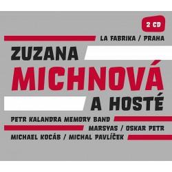 La Fabrika / Praha (Zuzana Michnová a hosté) - 2CD