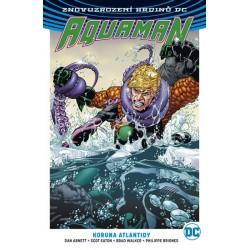 Aquaman 3 - Koruna Atlantidy