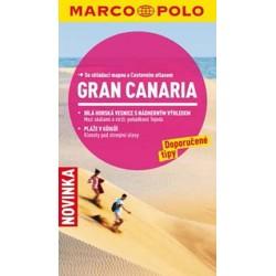 Gran Canaria - Průvodce se skládací mapou