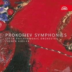 Prokofjev - Symfonie - 4CD