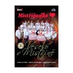 Mistříňanka - Veselo v Mistříně - CD