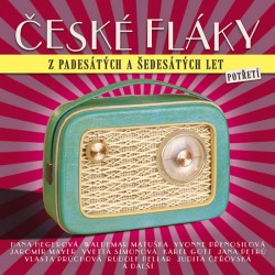 České fláky z padesátých a šedesátých let potřetí - CD