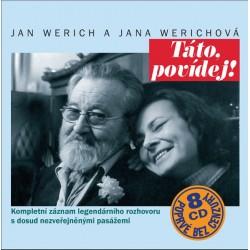 Werich Jan - Táto, povídej! 8CD
