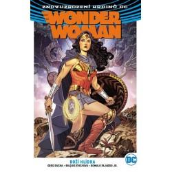 Wonder Woman 4 - Boží hlídka