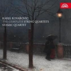 Kovařovic: Smyčcové kvarteto - CD