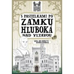 S pastelkami po zámku Hluboká nad Vltavou
