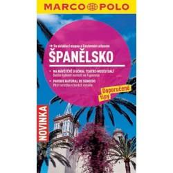 Španělsko - Průvodce se skládací mapou