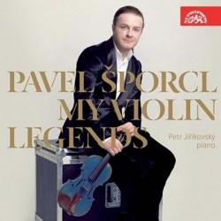 My Violin Legends - CD