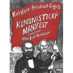 Komunistický manifest - komiks
