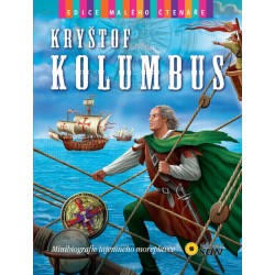 Kryštof Kolumbus - Edice malého čtenáře